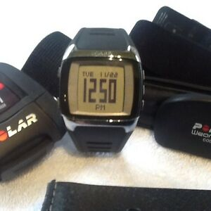 Polar heart rate monitor West Island Greater Montréal image 1