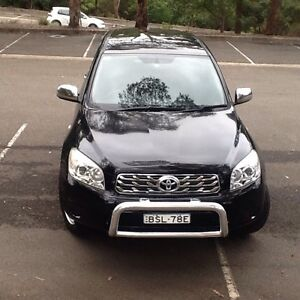 Toyota RAV4  2006 manual Chatswood Willoughby Area Preview