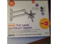 Cantilever Wall Mount for up to 24 inch Flat Panel TV