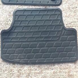 Rubber mats to suit a mk 7 vw golf