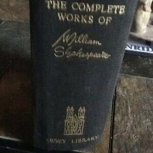 The complete works of Wiliam Shakespeare