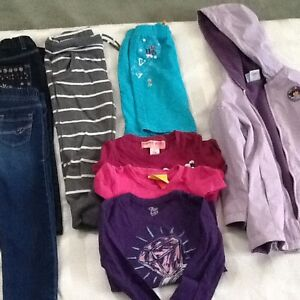 Girls size 4 clothing