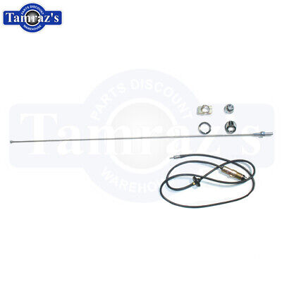 - 1967-1972 Chevy Pickup Truck AM/FM Antenna Assembly New