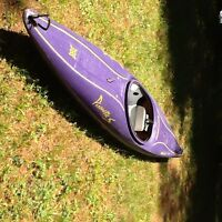 Perception White Water Kayak