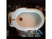 Bidet with taps for sale