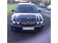 X type jaguar diesel may swap for automatic