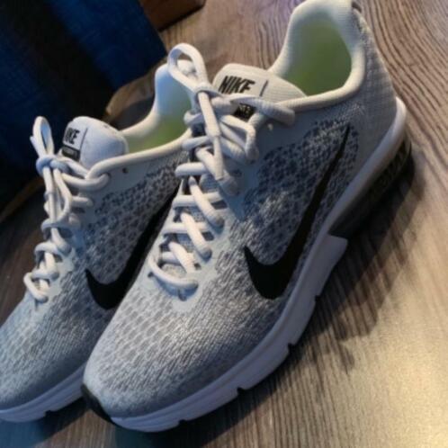 nike airmax schoenen wit