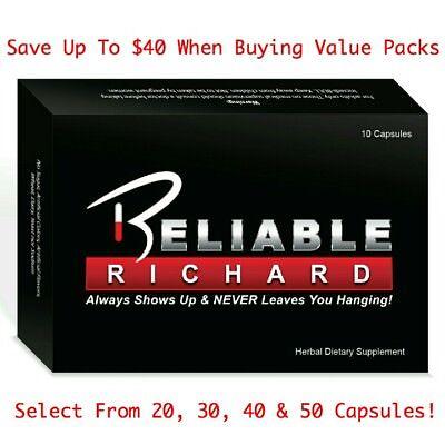 Reliable Richard Original Value Packs - #1 Best Performance