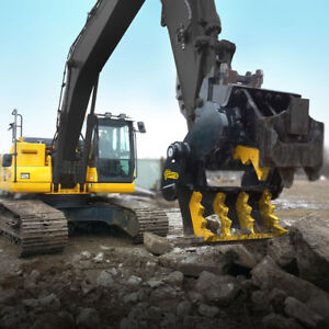 Excavator Attachments - Best Price, Free Shipping