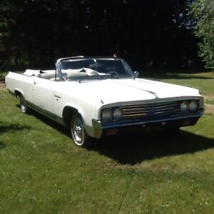 1963 Oldsmobile 98 Convertible - all original, fully loaded