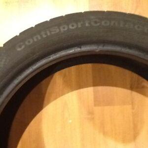 """Run Flat"" tire"