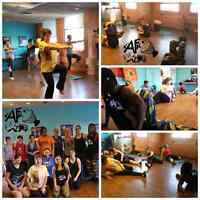African Dance Workshop for Corporates