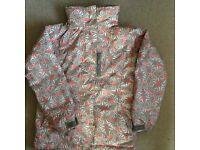 D2B padded ski jacket, 9-10 yrs, immaculate