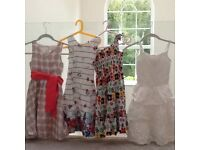 Summer dresses - girl age 7-8 years