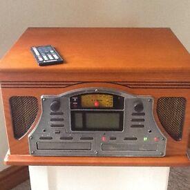 Steepletone Lancaster 5 in 1 music system
