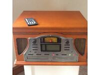 Steepletone Lancaster 5 in 1 music system