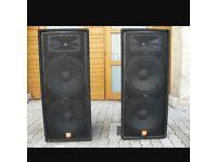 jbl jrx 125 speakers