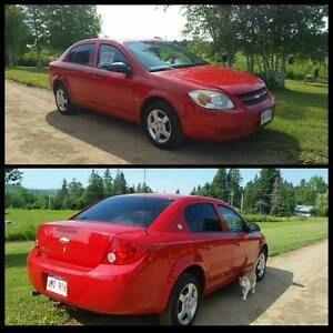 2007 Chevrolet Cobalt Low KMS New NBI