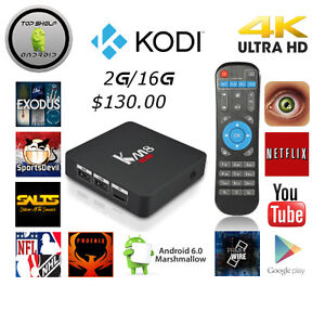 Android Boxes KM8 Pro S912 Octacore 2G 16G