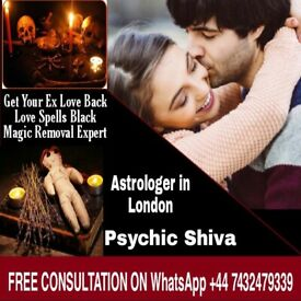 Expert In Black Magic/Voodoo Spirit/Witchcraft/Negative Removal💚Ex Love Back Spells Best Astrologer