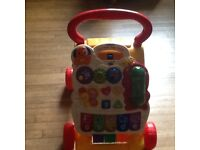 V Tech puppy calling Baby Walker for sale