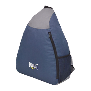 New EVERLAST Sling Sports Backpack | Navy/Grey RRP $50 Gym Casual Endeavour Hills Casey Area Preview