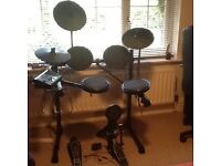 Simmons SD5K Electronic Digital Drum Kit