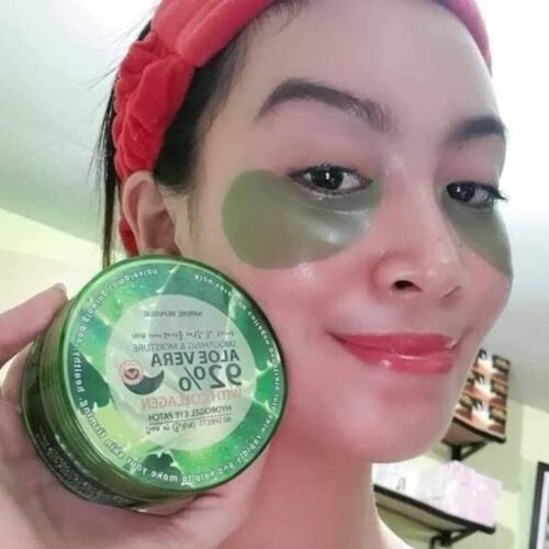smoothing and moisture aloe vera 92 percent