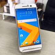 AS NEW HTC 10 32GB SLIVER AU MODEL UNLOCKED WARRANTY INVOICE Nerang Gold Coast West Preview