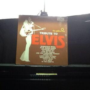 Collection disques vinyle classiques et populaires