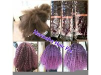 Hair Extension, Weaves, Sew in Extension, L.A weave, Crochet braids, Box Braids, Micro Rings