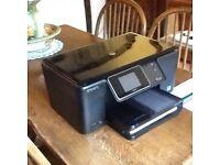 HP Inkjet, Wireless, Colour Printer: model; e- All-In-One B210