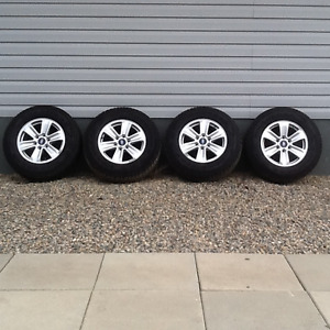 245/70/17 LT Ford truck rims and tire package