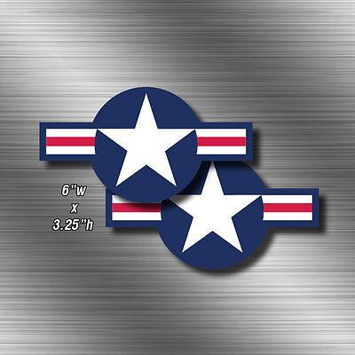 2x USAF 6