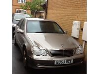 Luxurious Automatic Mercedes Kompressor Avantgarde for sale