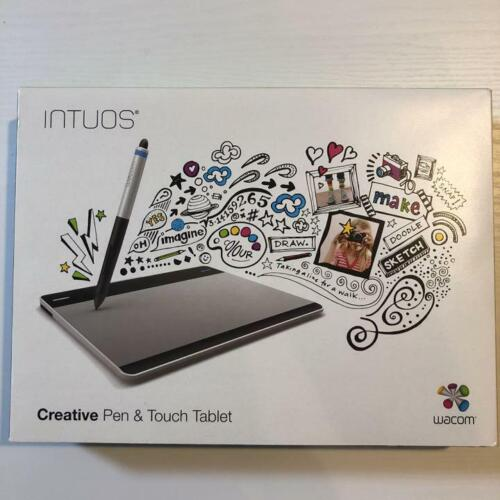 Wacom Intuos Graphics Pen and Graphics Tablet - CTH480S2 Japan