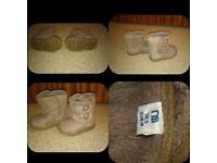 Still fir sale Girls size 3 boots need gone