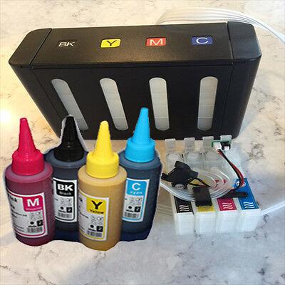 Ciss Sublimation Kit Fits Epson Wf-7710 Wf-7720 Wf-7210