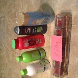 Shampooing and conditioner for sale