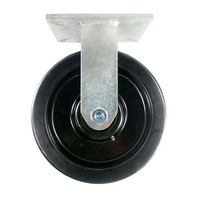 10 X 3 Heavy Duty Phenolic Wheel Caster - Rigid