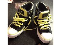 COnVERSE High Tops/ Boots - NEW!