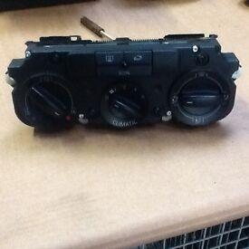 Volkswagen Touran 1.9 Tdi BXE Heater Controls