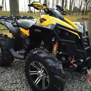 2014 CanAm Renegade 1000 XXC Hardly used NEVER abused BEAST