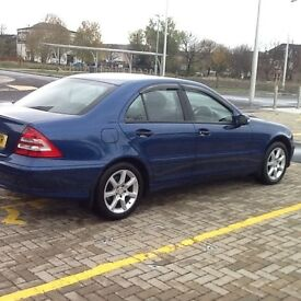 Mercedes c180 auto 2007 low miles DRIVES LIKE NEW