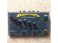 Boomerang III Loop pedal