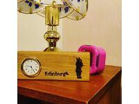 Handcrafted Clock