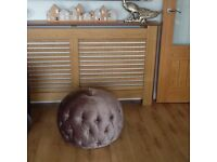 Furniture Foot Stool Pouffe from NEXT