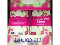 I love you mum, Book!