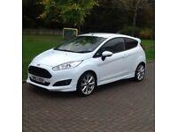 Ford Fiesta Zetec S Ecoboost Zero road tax / low insurance group