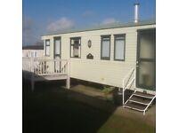 Willerby Westmoreland 3 bedroom static caravan 32'x12' Suffolk Coast